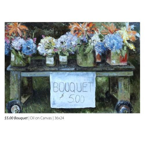 $5.00 Bouquets